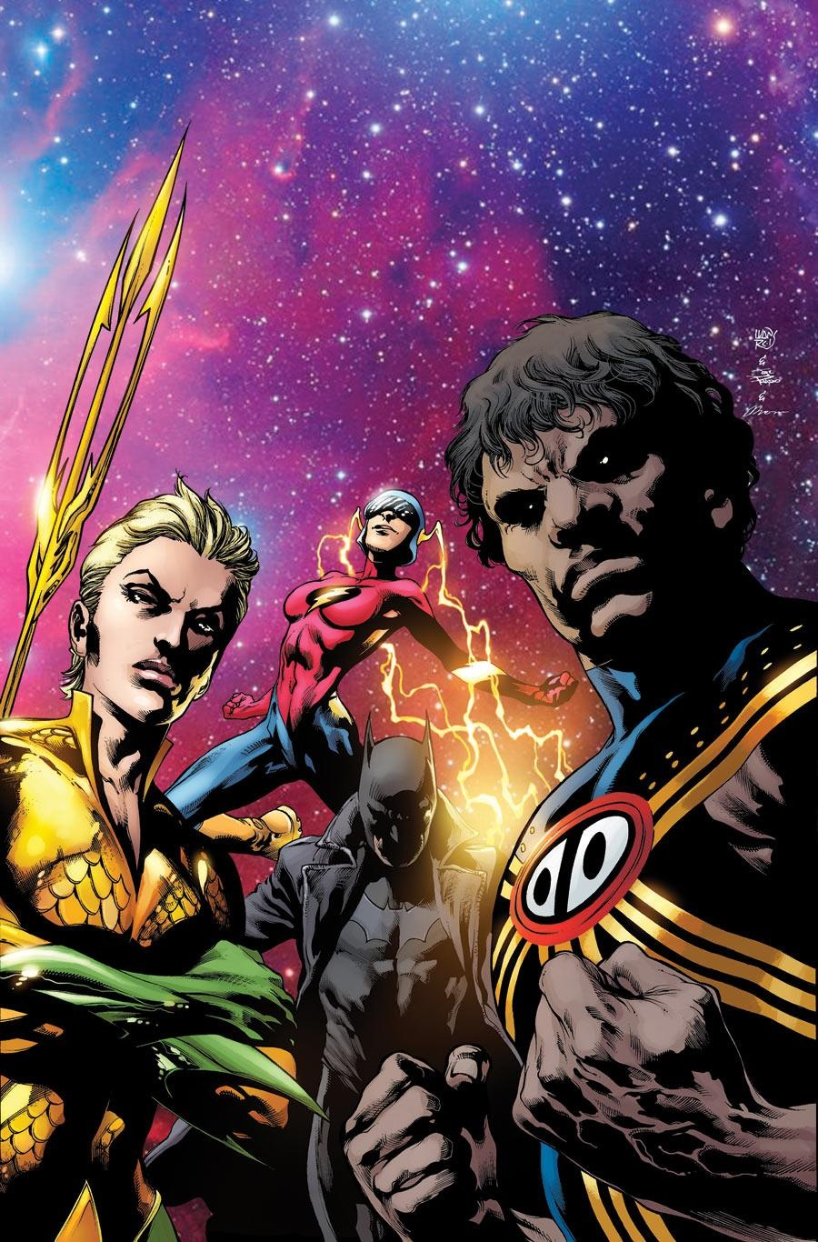 Images of The Multiversity   900x1366