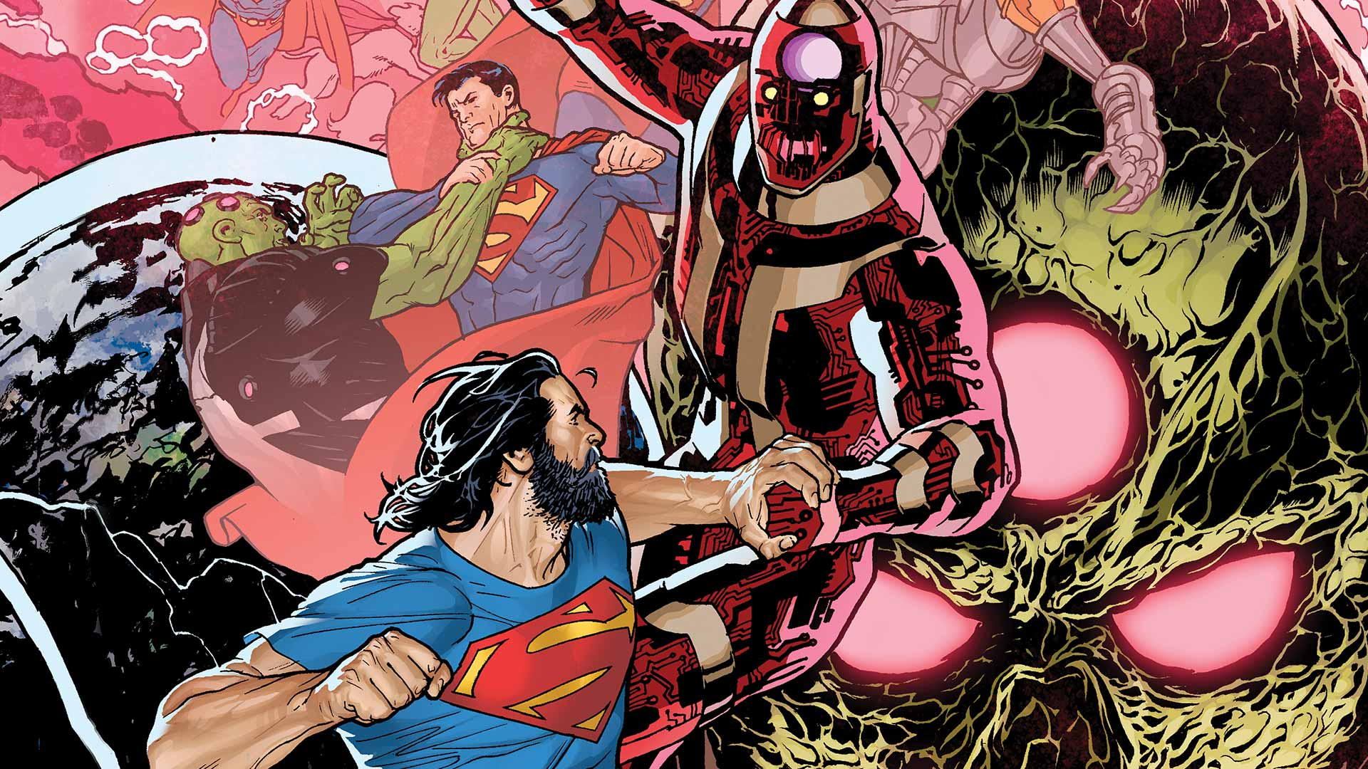 The New 52 Wallpapers Comics Hq The New 52 Pictures 4k