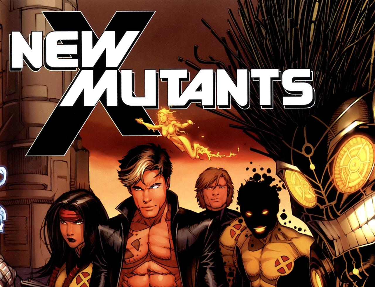 Images of The New Mutants | 1280x978