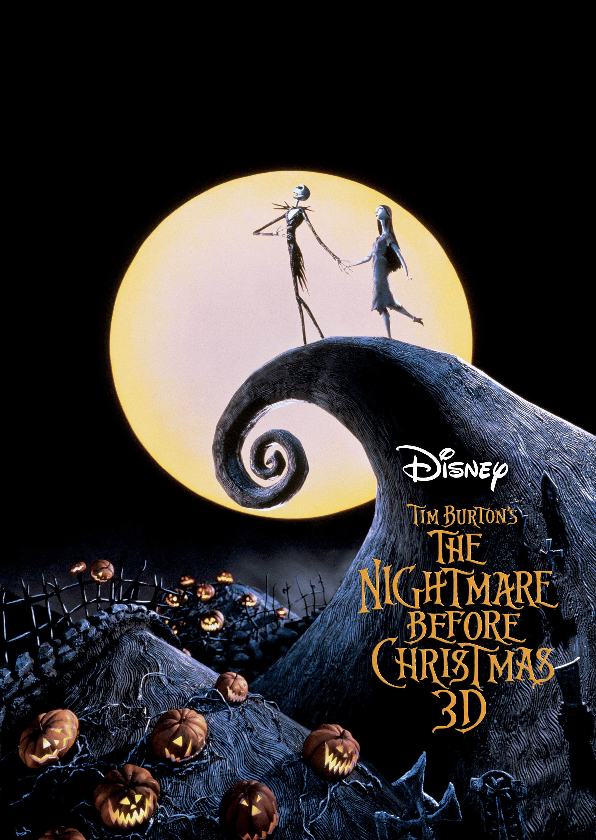 Nightmare Before Christmas Hd Wallpaper.Most Viewed The Nightmare Before Christmas Wallpapers 4k