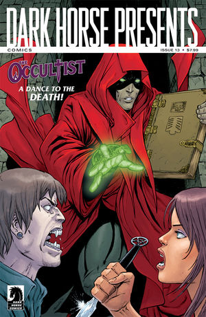 The Occultist Pics, Comics Collection