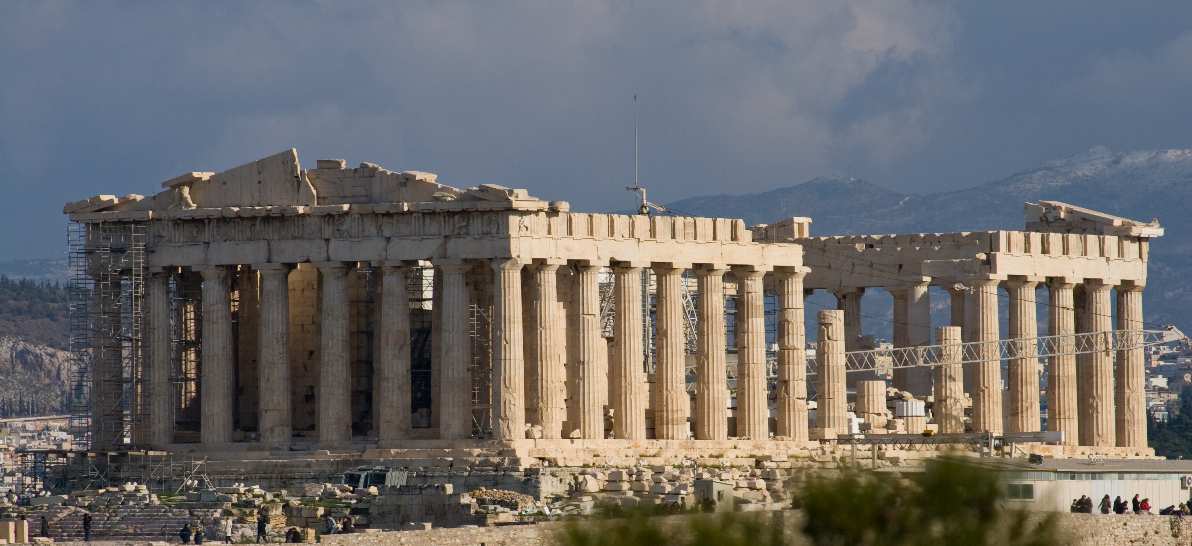 holy ancient greek civilization - HD 3888×1783