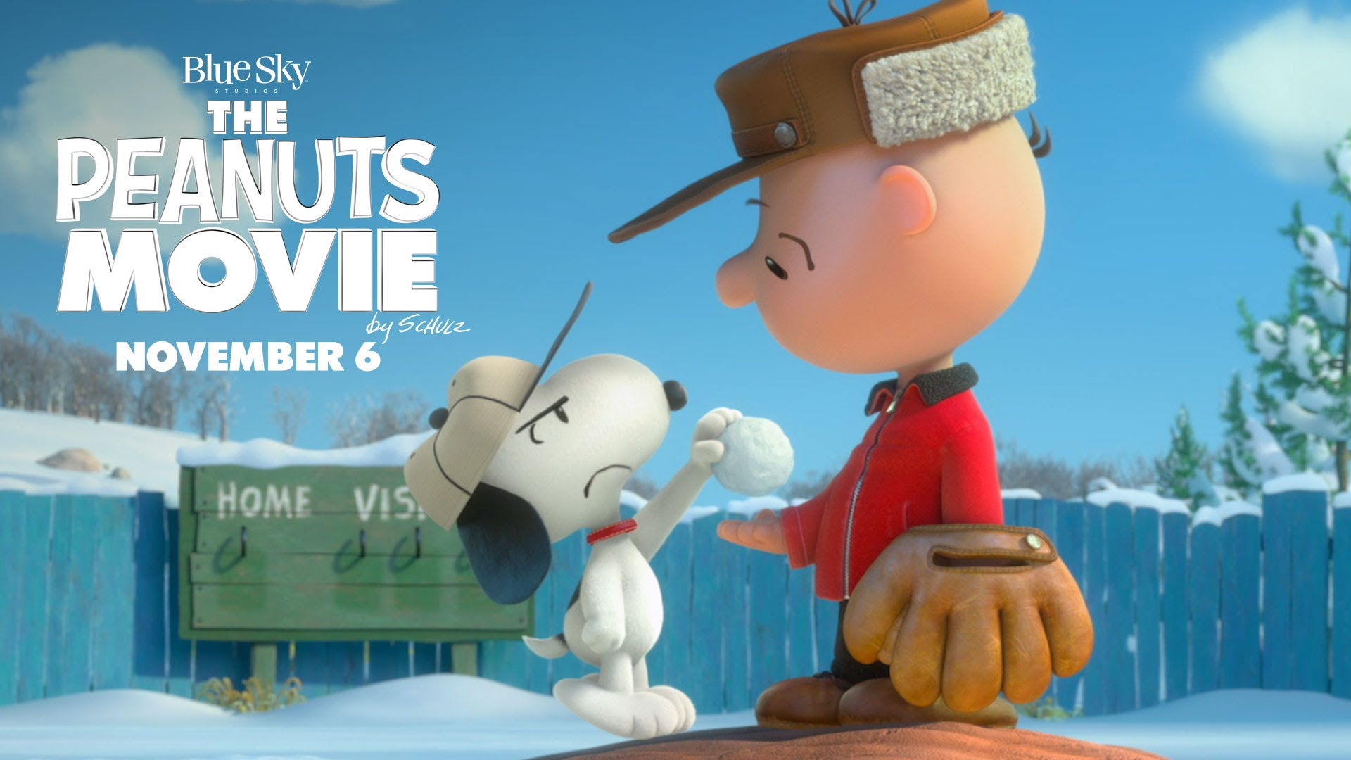 Nice wallpapers The Peanuts 1920x1080px