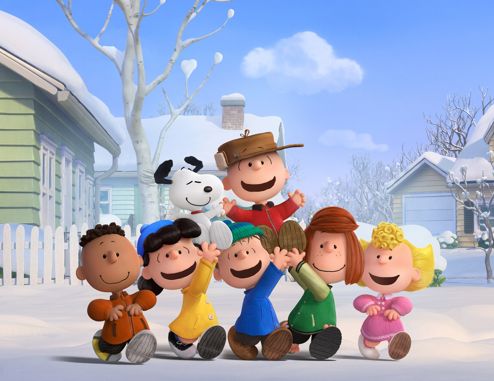 Amazing The Peanuts Pictures & Backgrounds