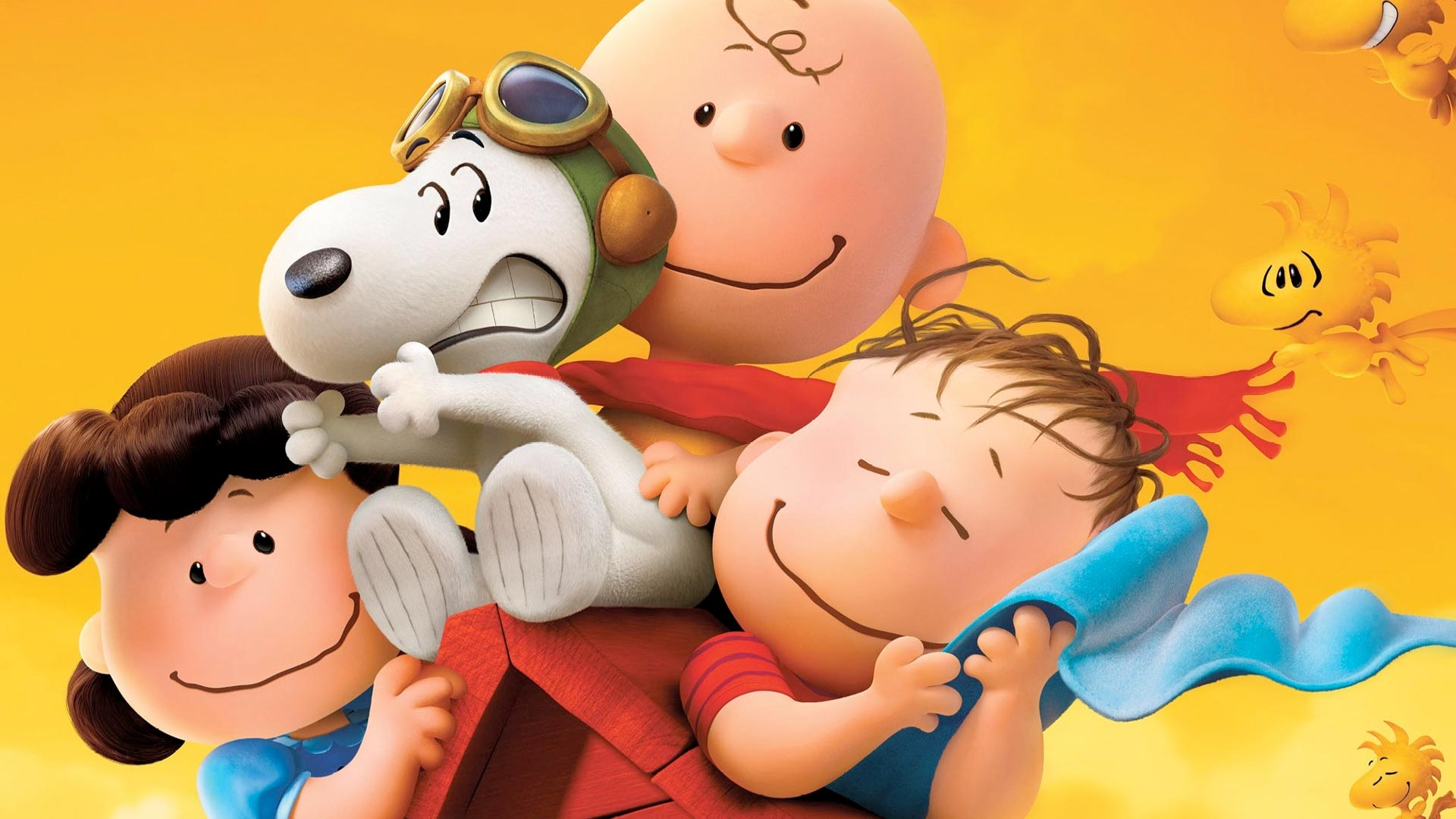 HD Quality Wallpaper | Collection: Cartoon, 1920x1080 The Peanuts