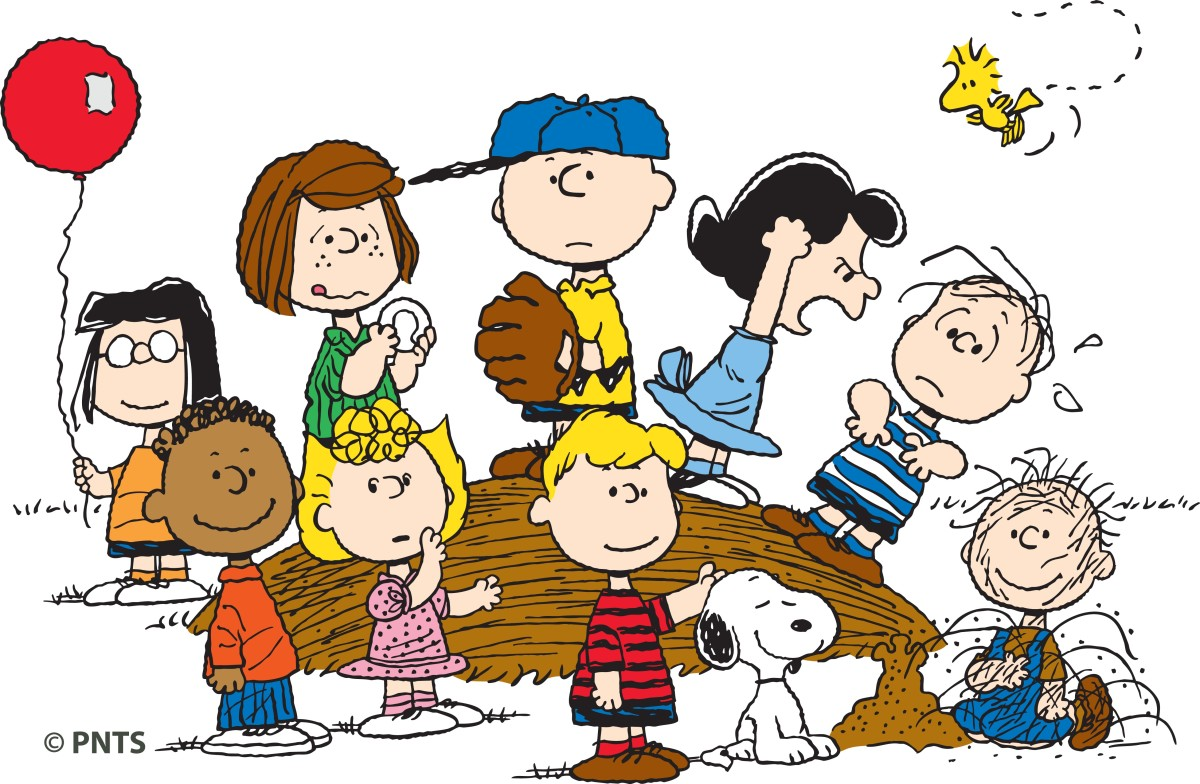 Nice wallpapers The Peanuts 1200x784px