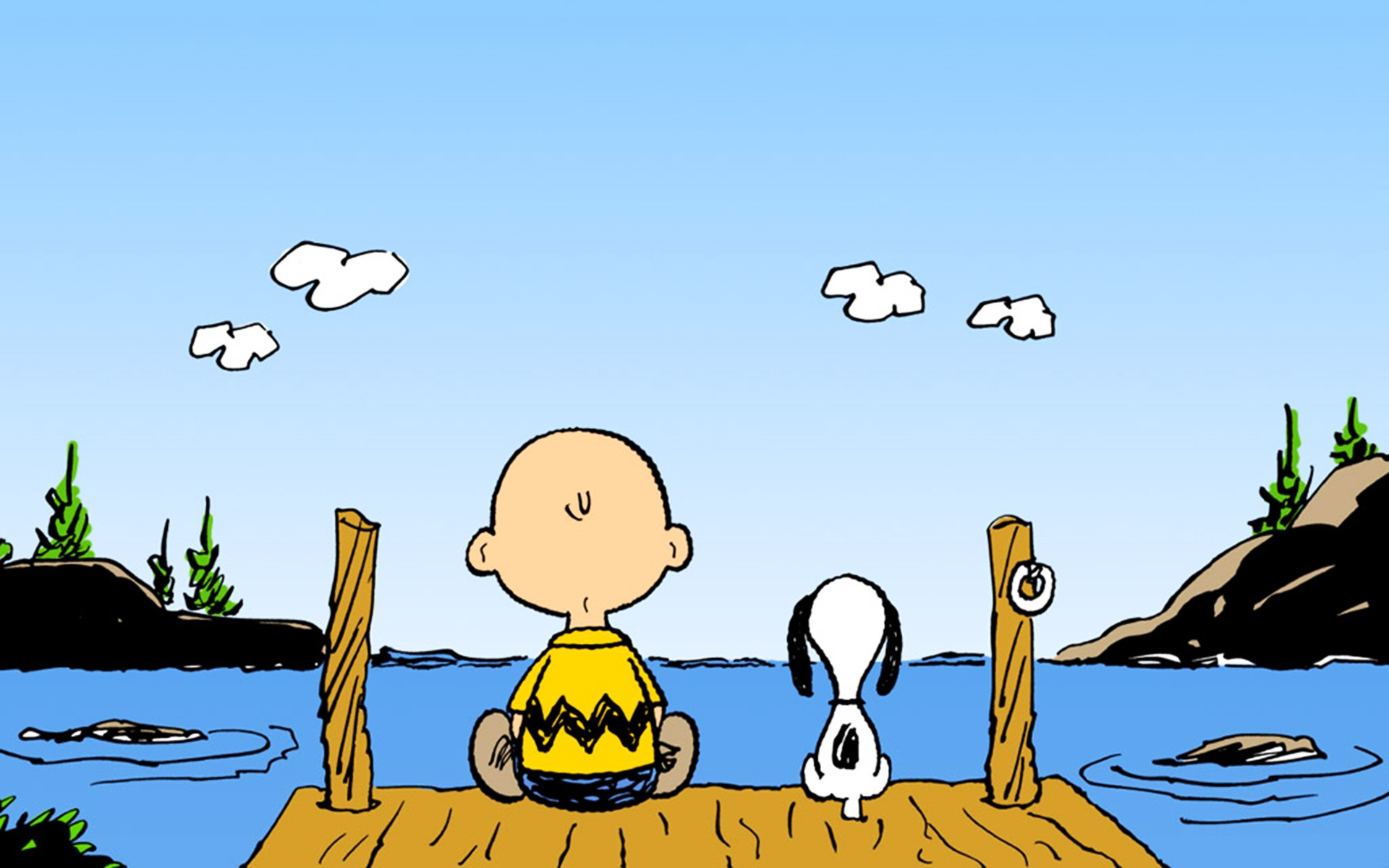 1920x1200 > The Peanuts Wallpapers