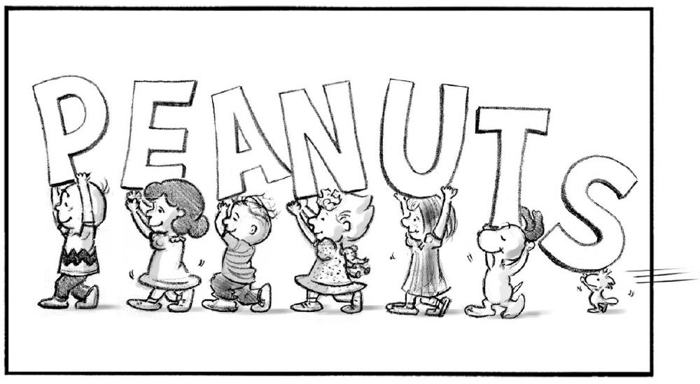The Peanuts Backgrounds, Compatible - PC, Mobile, Gadgets| 1000x549 px