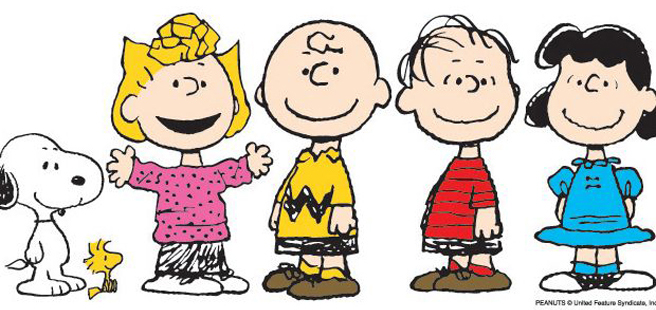 The Peanuts Pics, Cartoon Collection