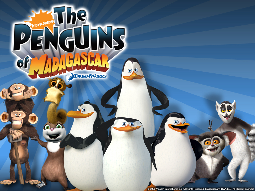 1024x768 > The Penquins Of Madagascar Wallpapers