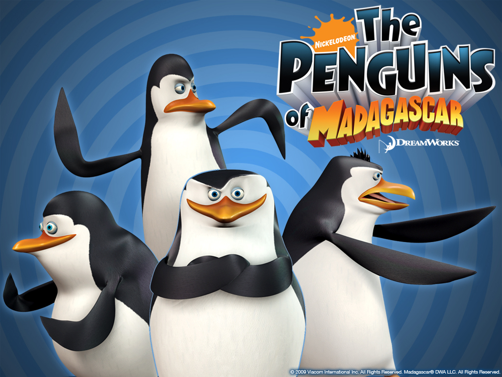 High Resolution Wallpaper | The Penguins Of Madagascar 1024x768 px