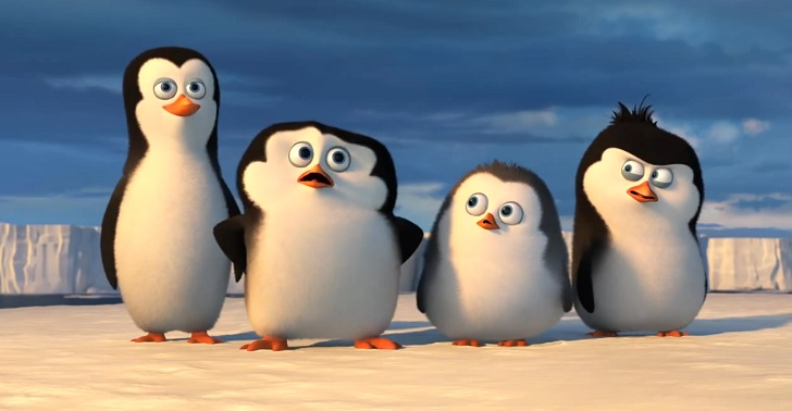 The Penquins Of Madagascar Backgrounds on Wallpapers Vista