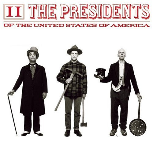 500x500 > The Presidents Of The United States Of America Wallpapers