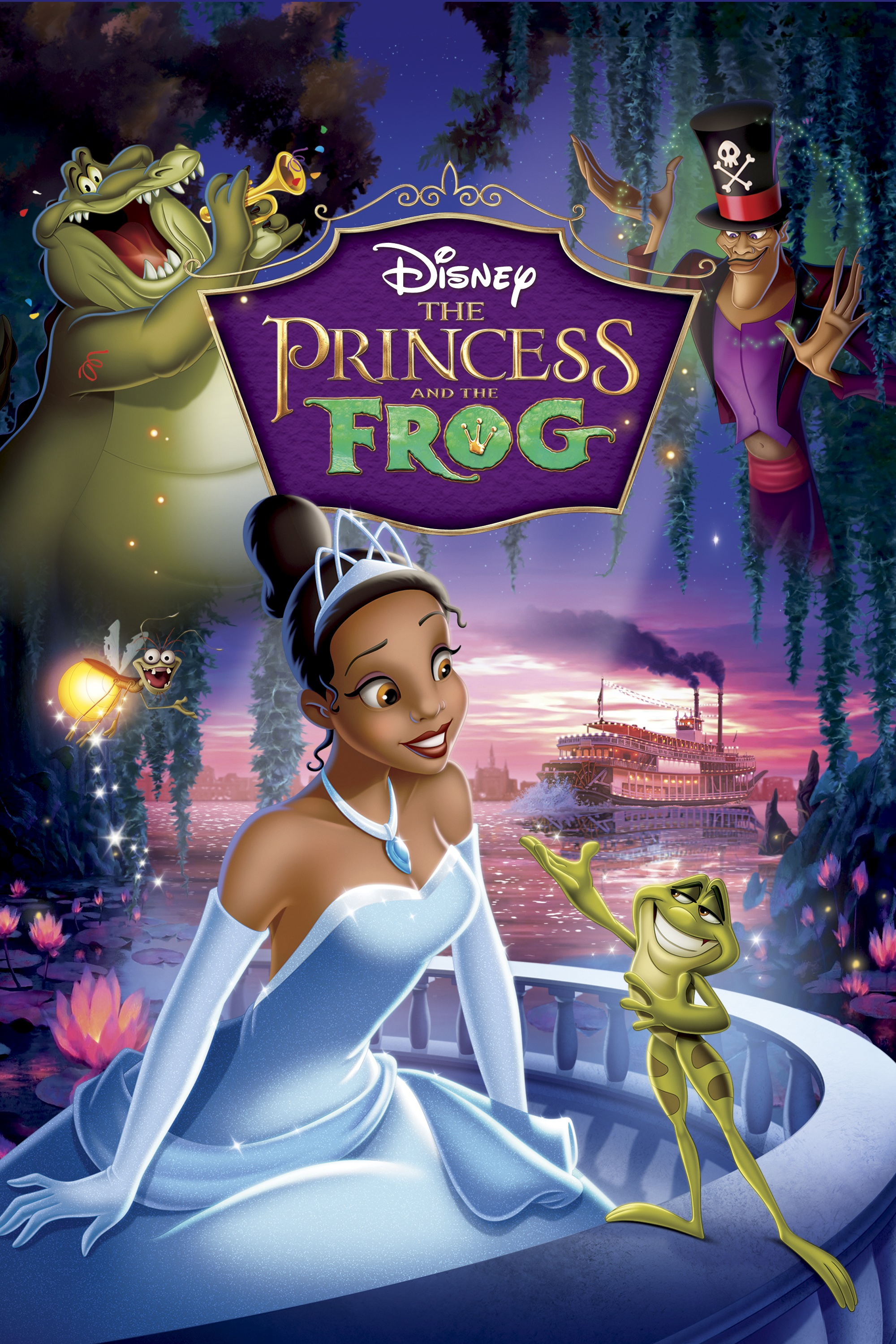 The Princess And The Frog Wallpapers Movie Hq The Princess And