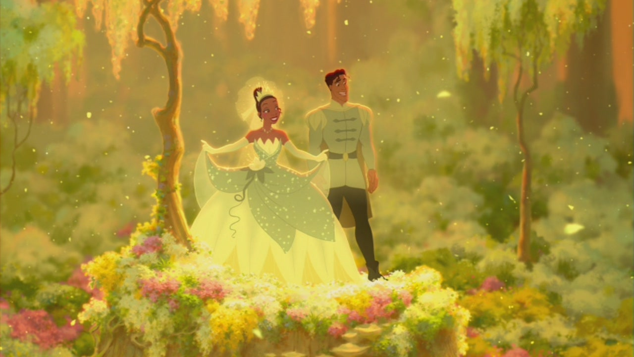 Most Viewed The Princess And The Frog Wallpapers 4k Wallpapers