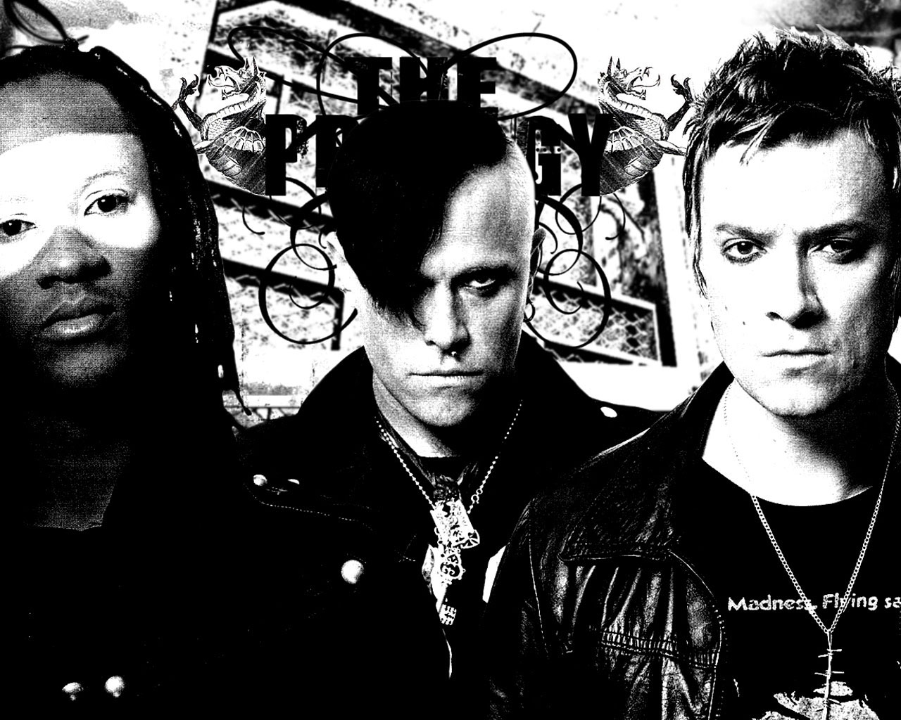 High Resolution Wallpaper   The Prodigy 1280x1024 px