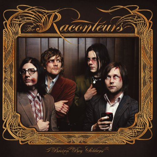 The Raconteurs Pics, Music Collection