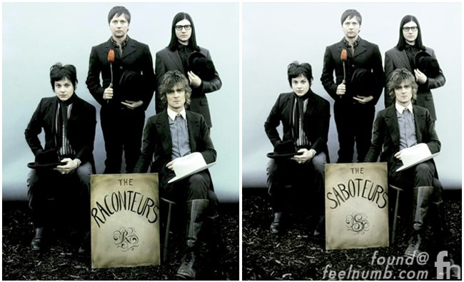 Nice wallpapers The Raconteurs 650x395px