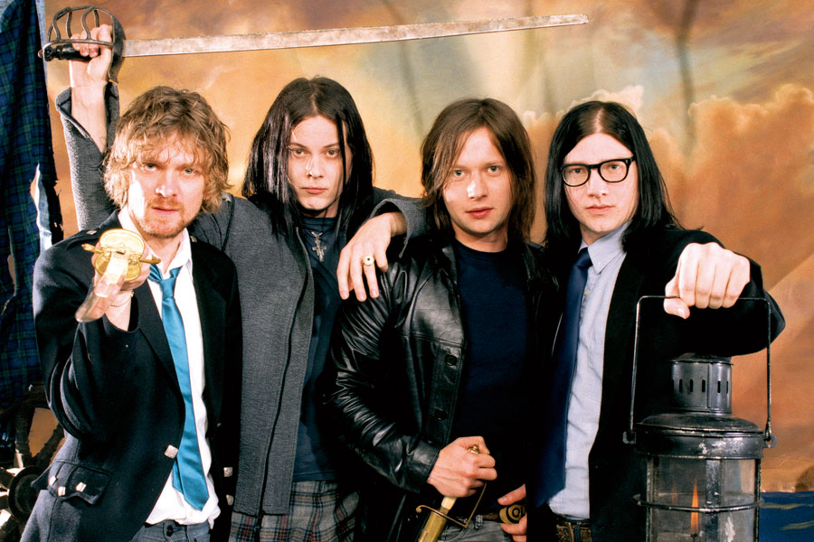 Nice Images Collection: The Raconteurs Desktop Wallpapers