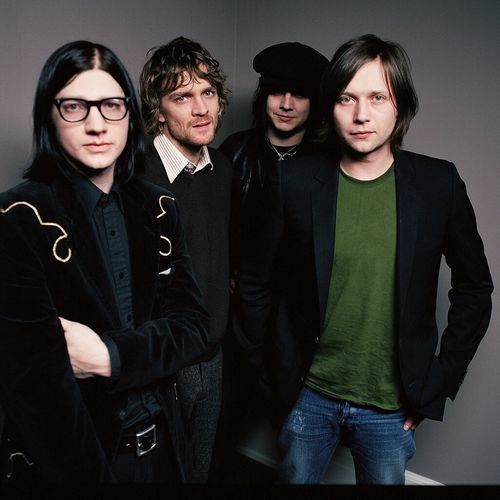 Nice wallpapers The Raconteurs 500x500px