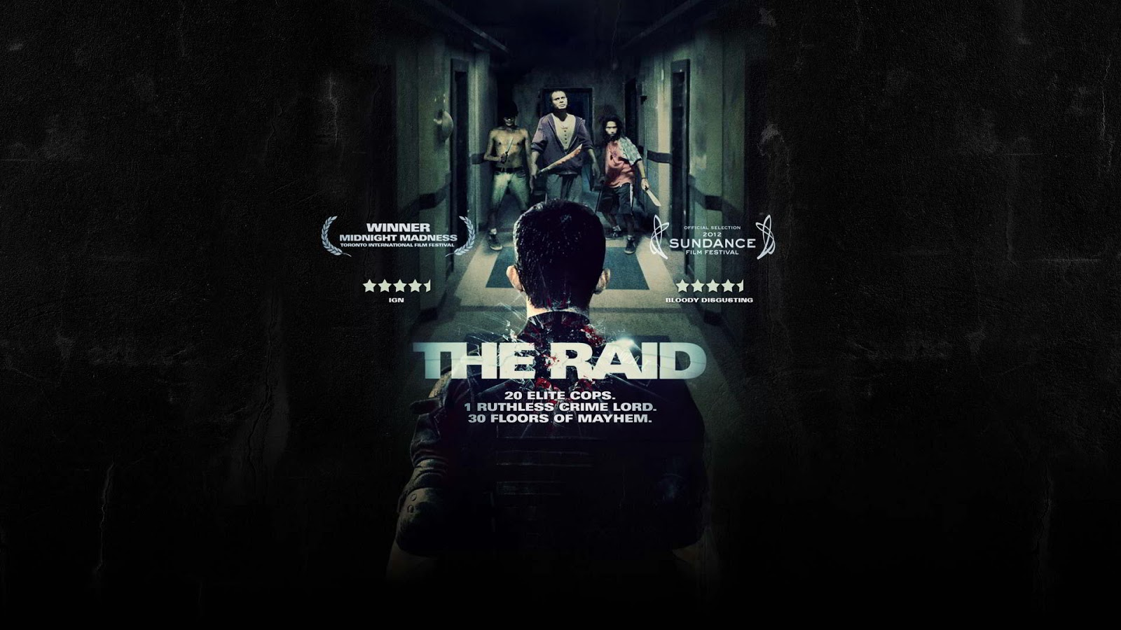 The Raid Redemption Wallpapers Movie Hq The Raid Redemption