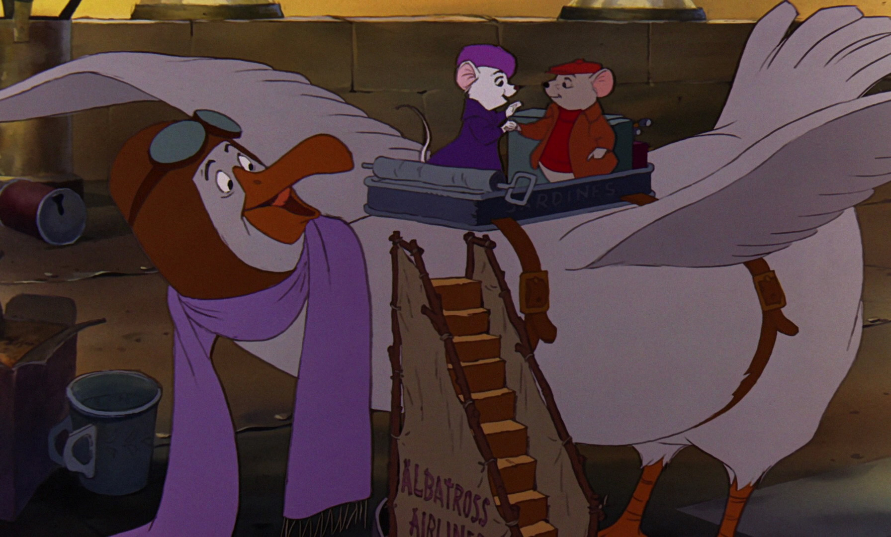 The Rescuers High Quality Background on Wallpapers Vista