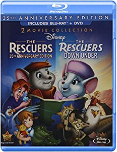 Nice Images Collection: The Rescuers Desktop Wallpapers