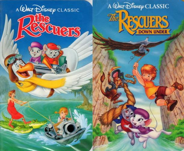 Images of The Rescuers | 612x500