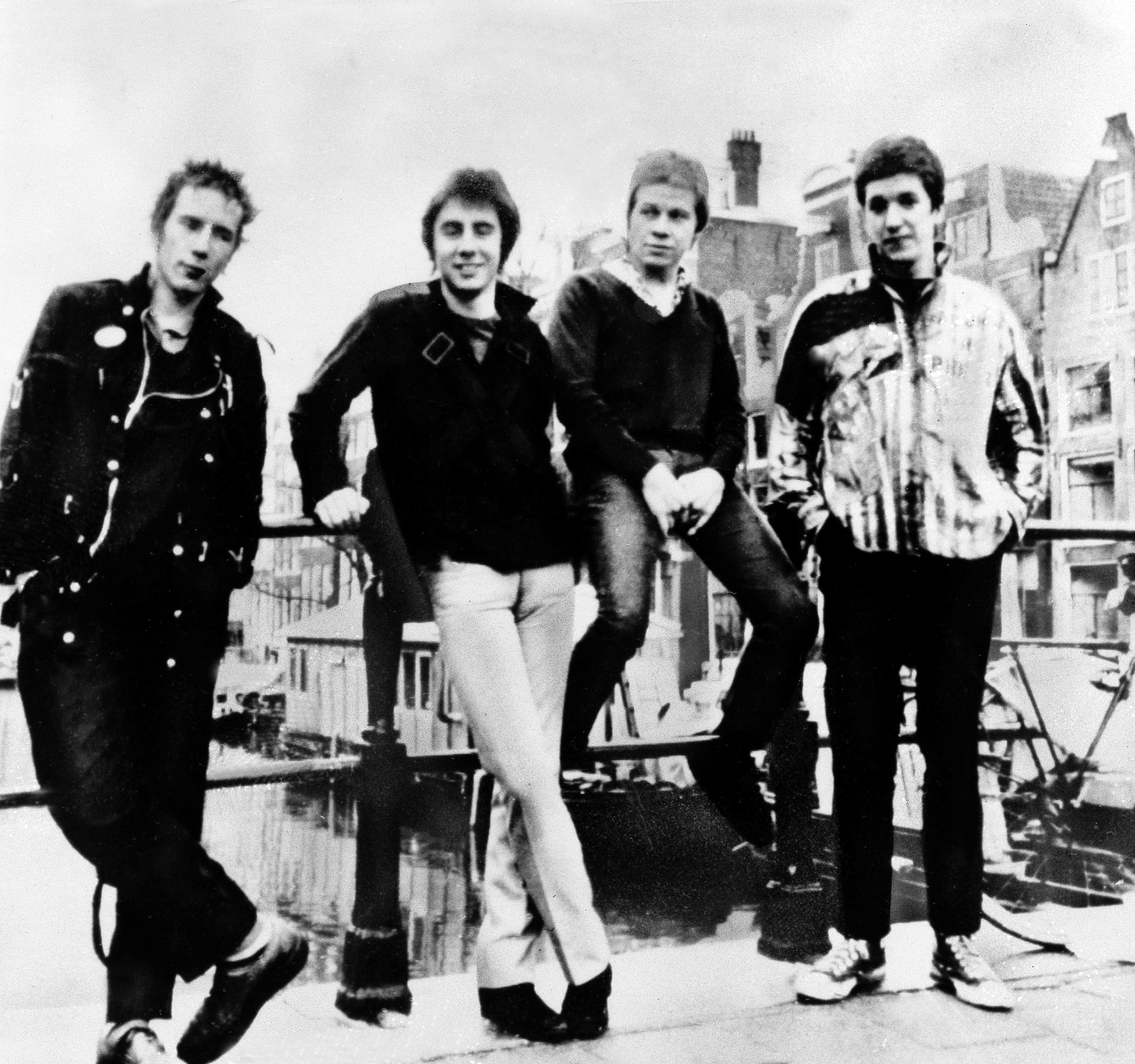 The end of the sex pistols