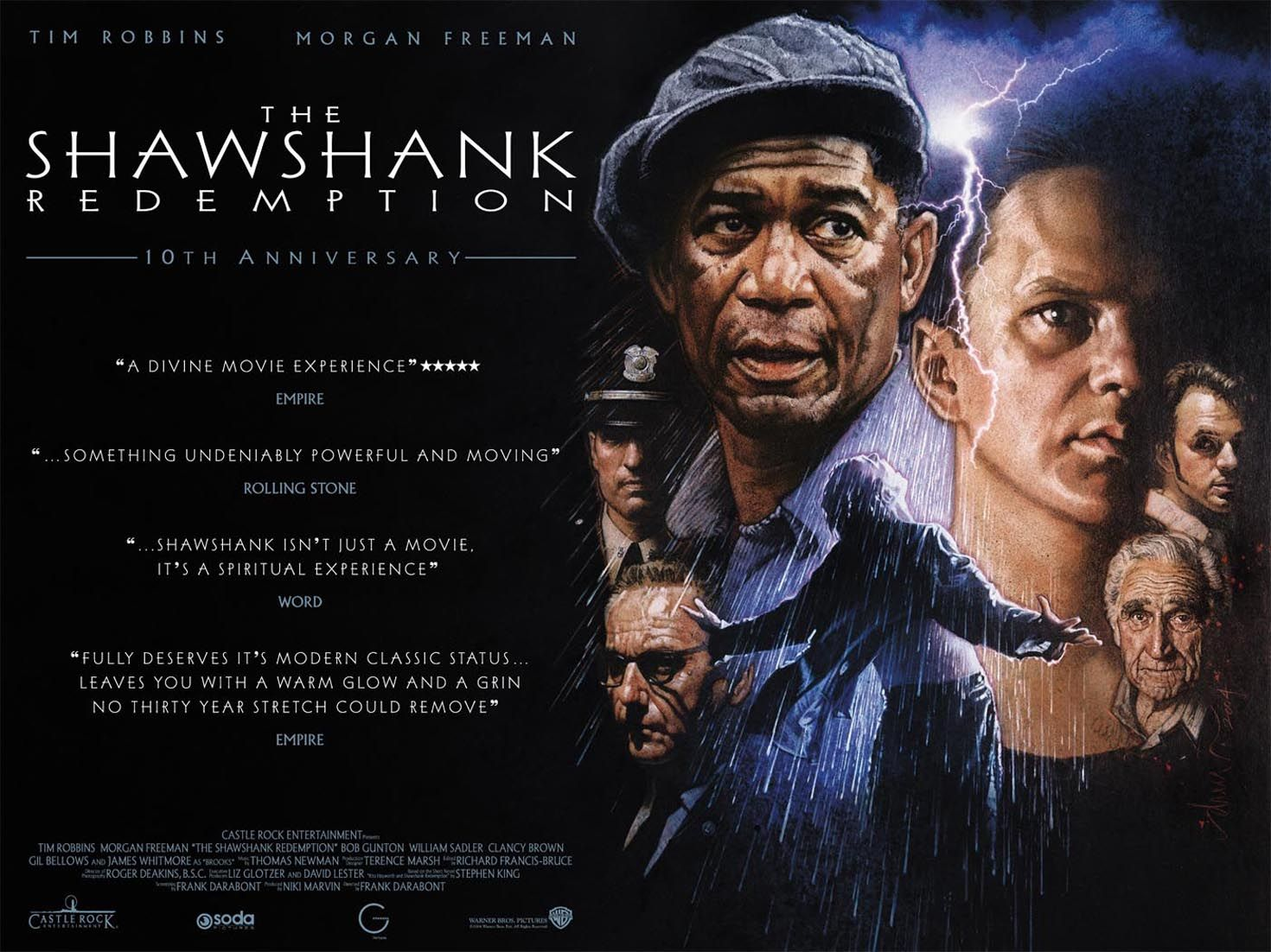 Most viewed The Shawshank Redemption wallpapers | 4K Wallpapers