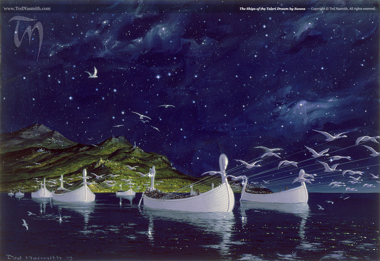 The Silmarillion Backgrounds, Compatible - PC, Mobile, Gadgets| 1317x904 px