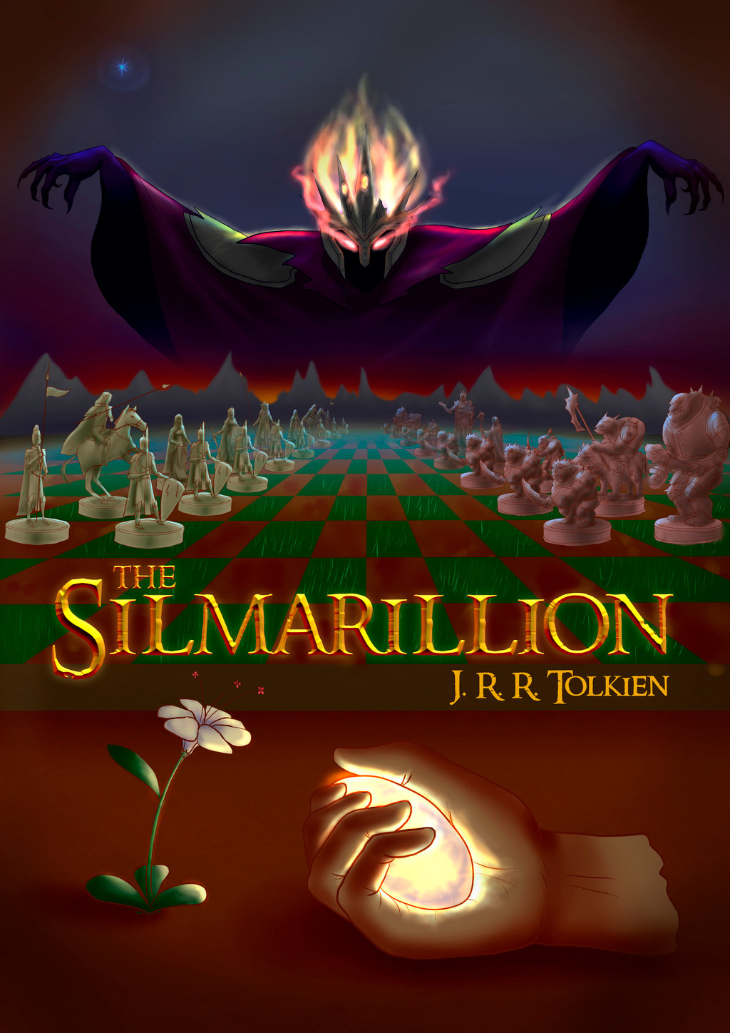 Images of The Silmarillion | 1024x1448