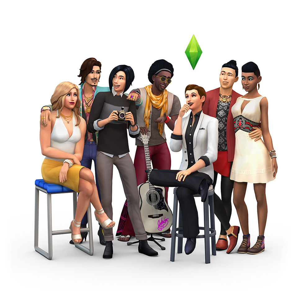 The Sims 4 Wallpapers Video Game Hq The Sims 4 Pictures 4k