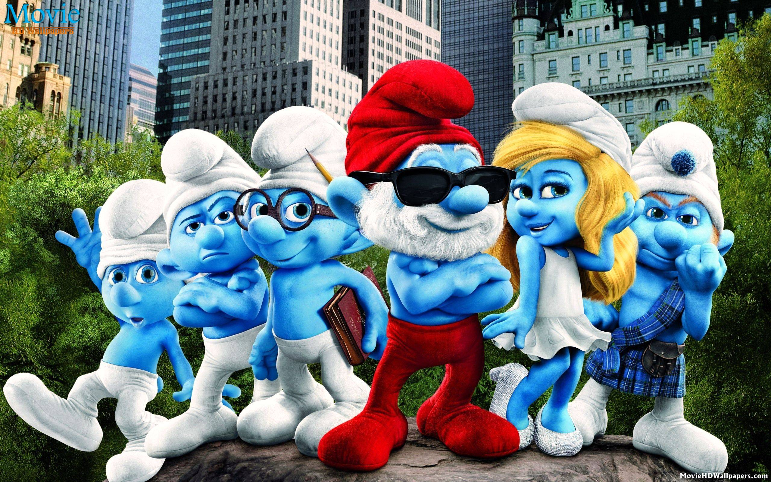 The Smurfs High Quality Background on Wallpapers Vista