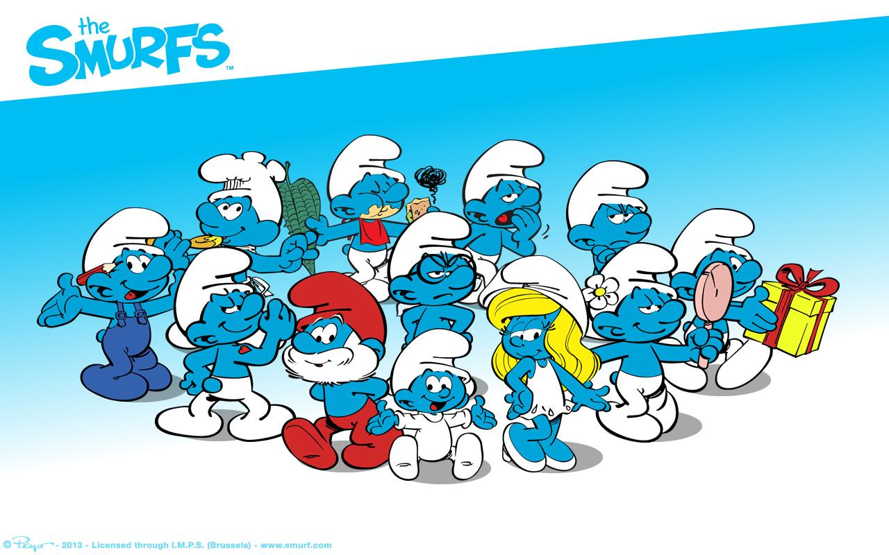Images of The Smurfs | 1280x800
