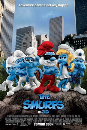 Amazing The Smurfs Pictures & Backgrounds