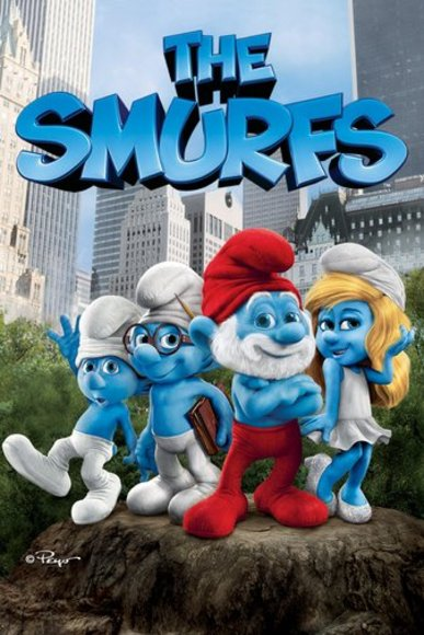 High Resolution Wallpaper | The Smurfs 387x580 px
