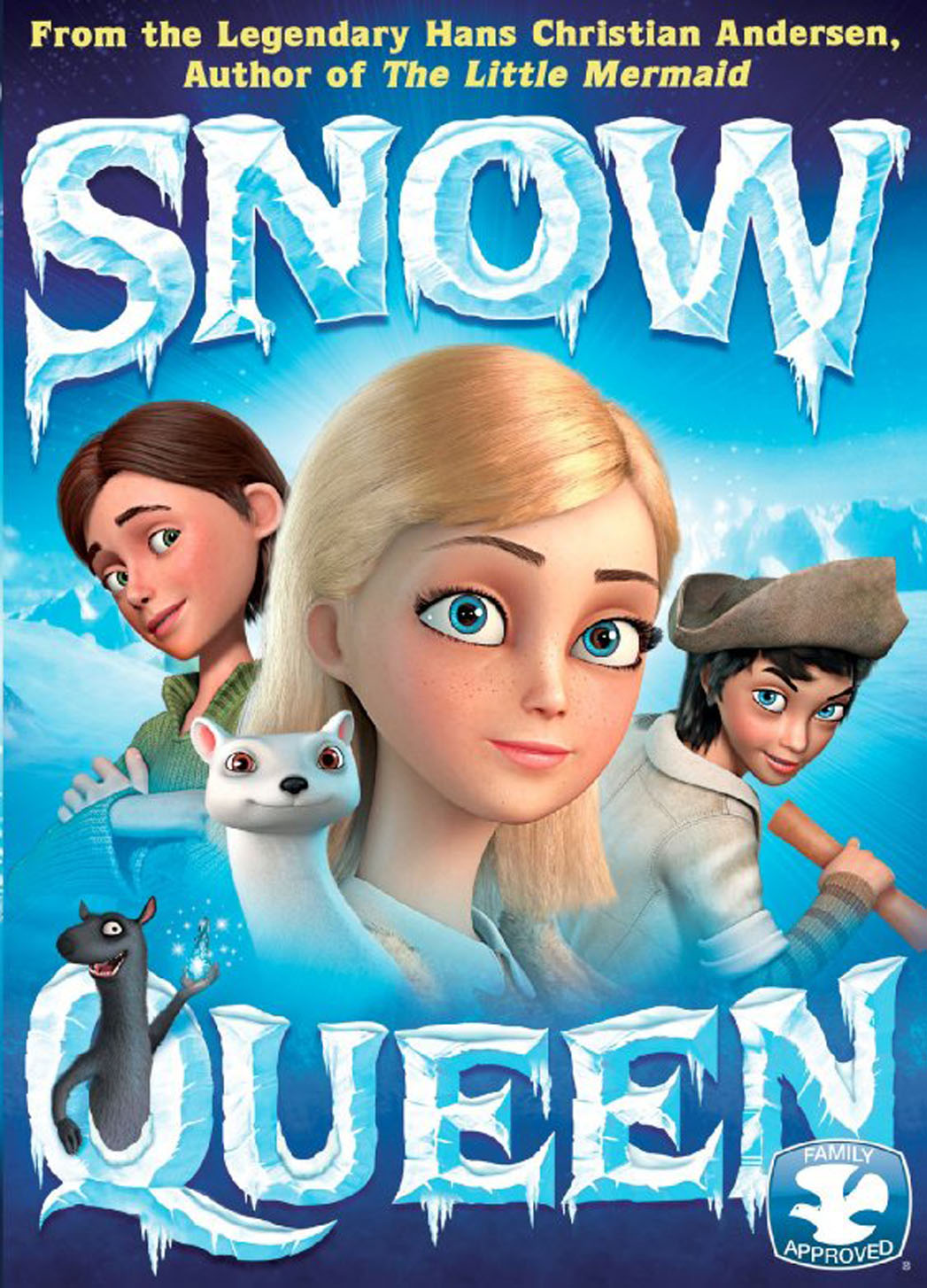 HQ The Snow Queen  Wallpapers | File 300.55Kb