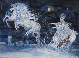 Amazing The Snow Queen  Pictures & Backgrounds
