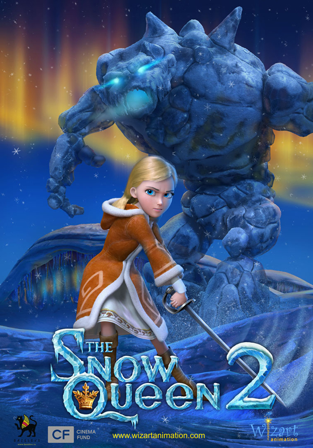 HD Quality Wallpaper | Collection: Cartoon, 620x886 The Snow Queen
