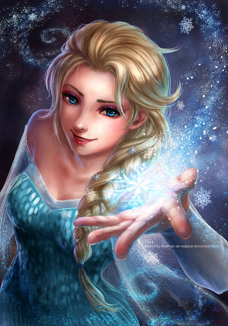 HQ The Snow Queen  Wallpapers | File 305.18Kb