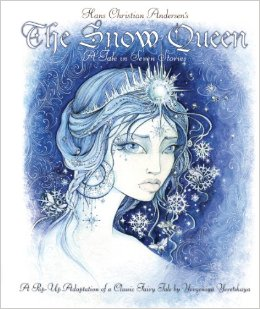 HD Quality Wallpaper | Collection: Cartoon, 260x309 The Snow Queen