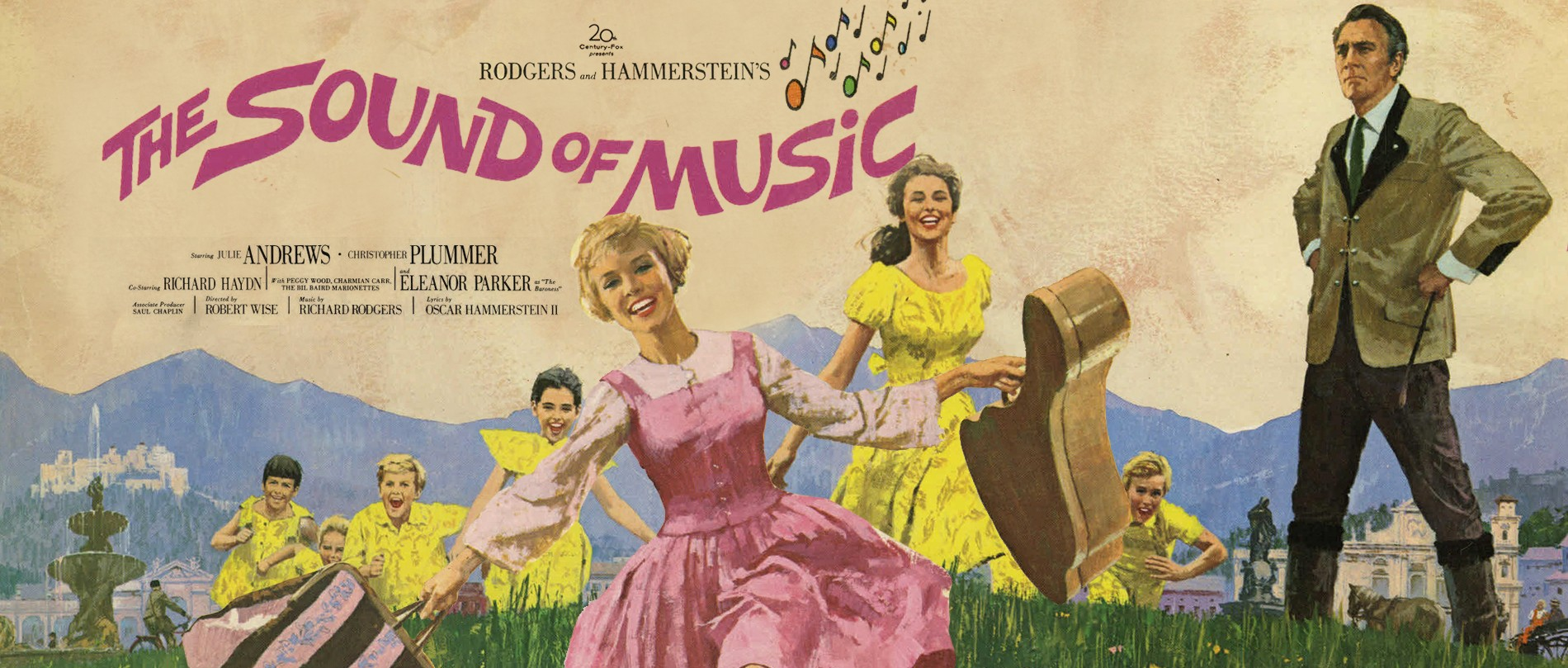 The Sound Of Music Wallpapers Movie Hq The Sound Of Music Pictures 4k Wallpapers 2019