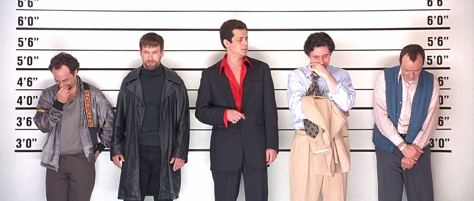 HQ The Usual Suspects Wallpapers | File 1549.81Kb
