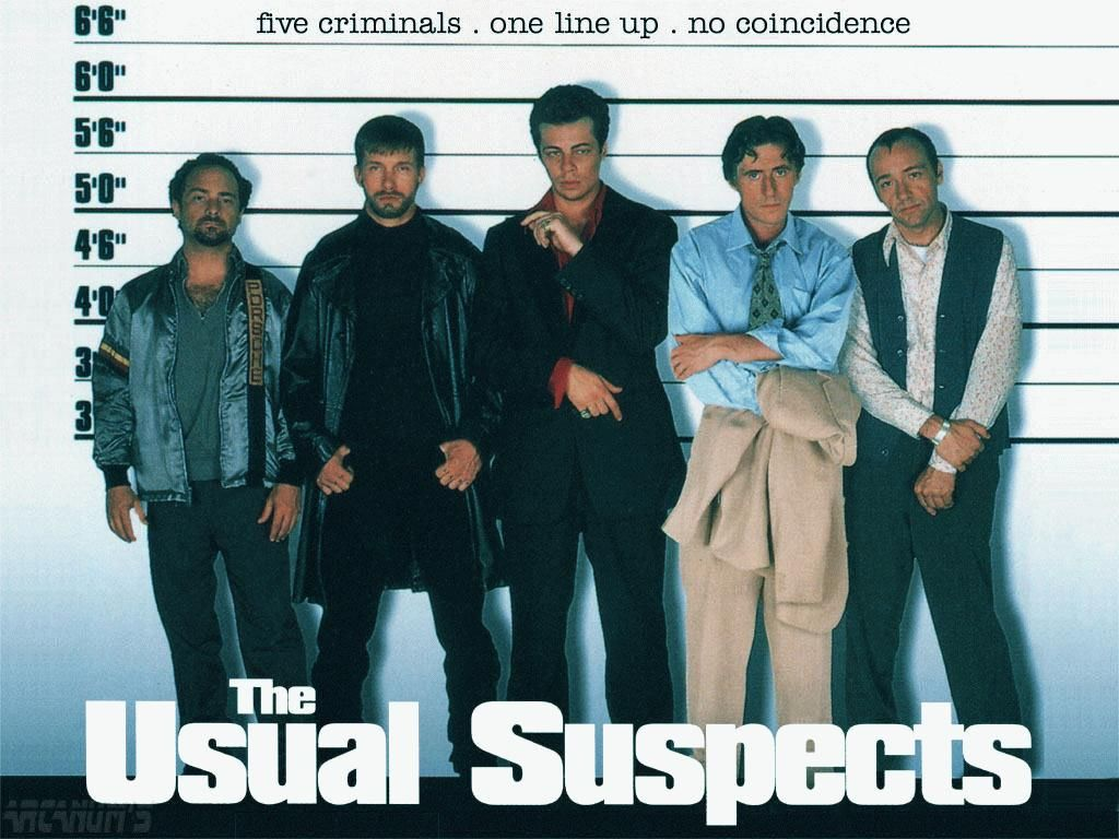 The Usual Suspects Backgrounds, Compatible - PC, Mobile, Gadgets| 1024x768 px