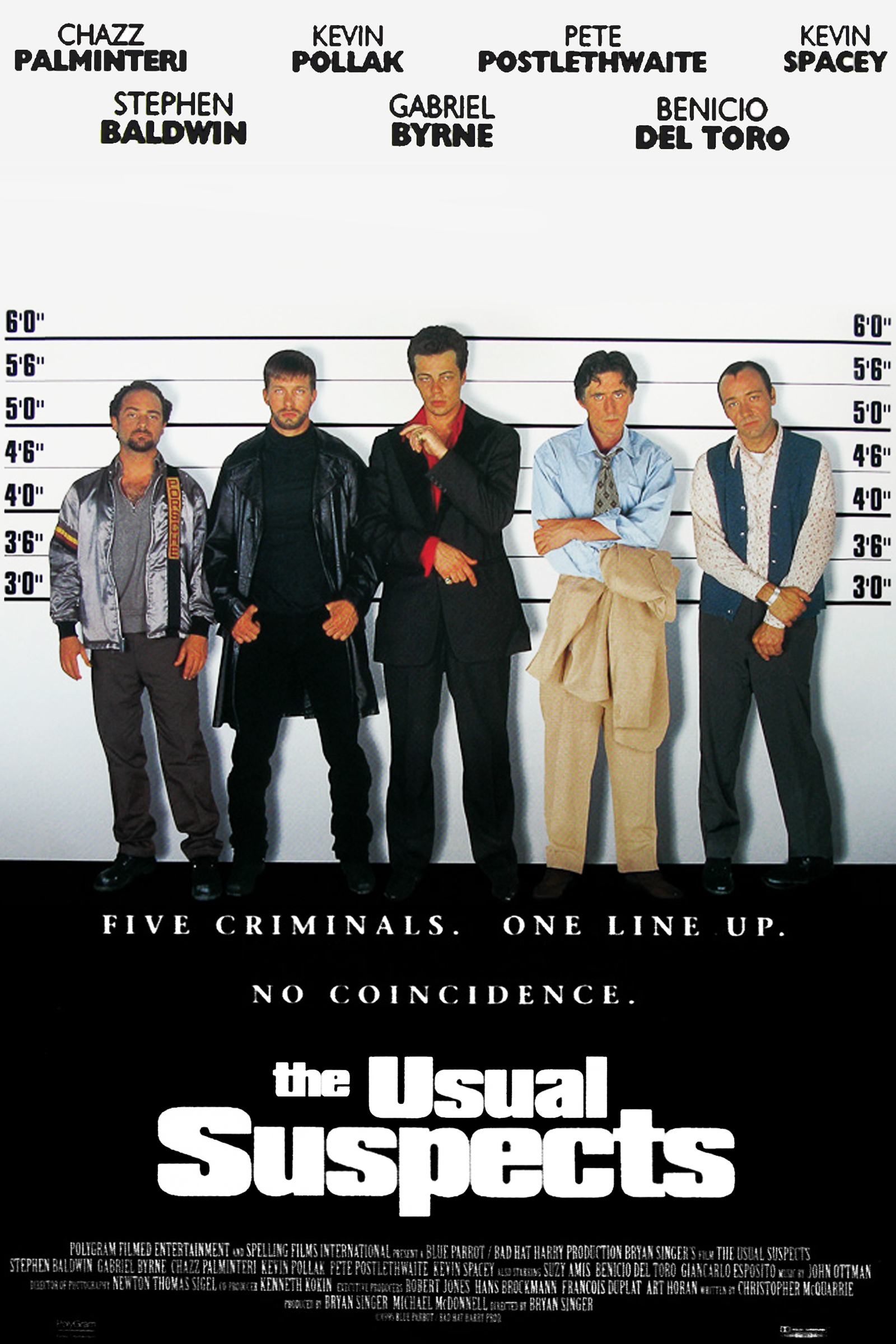 High Resolution Wallpaper | The Usual Suspects 1600x2400 px