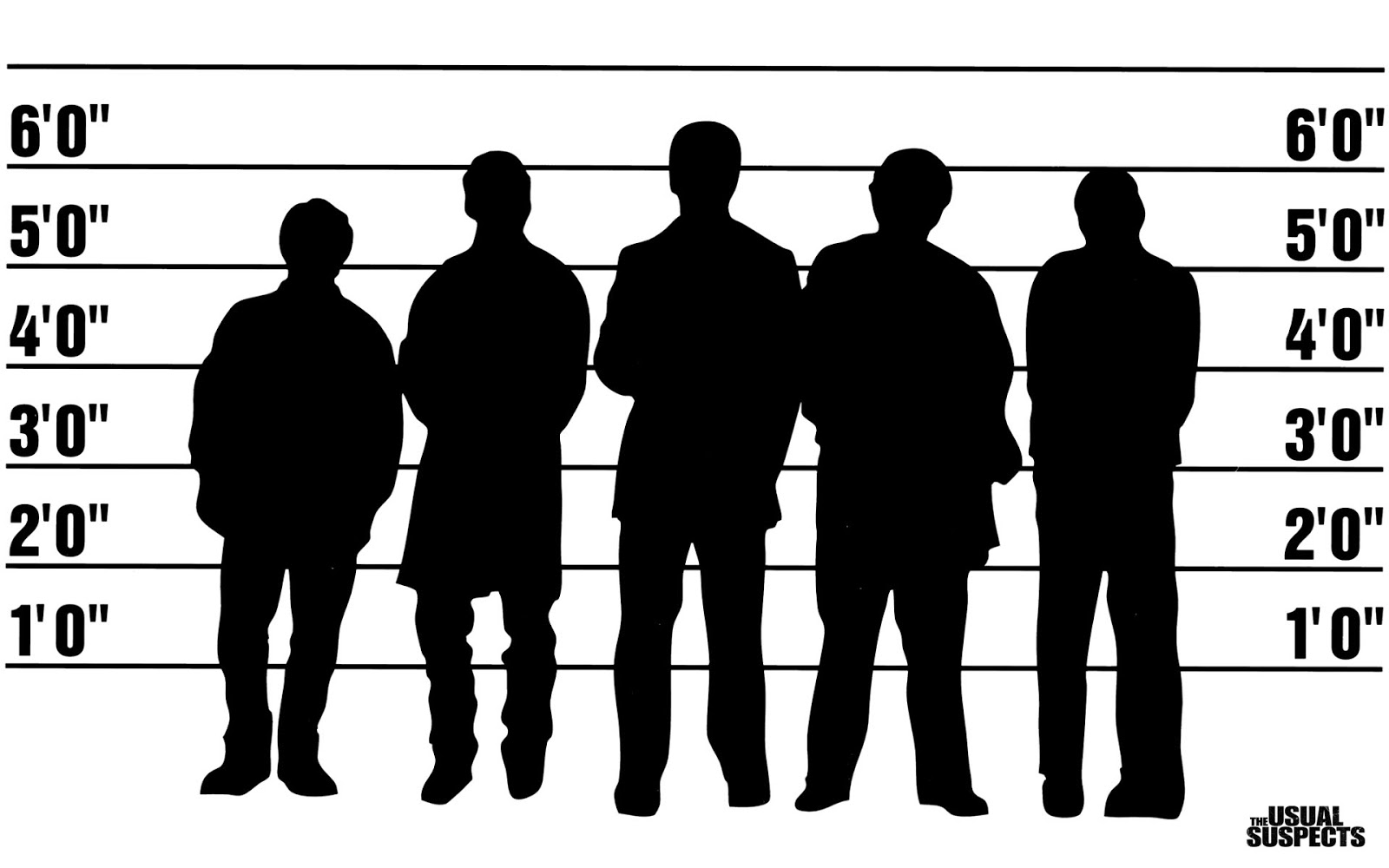Nice Images Collection: The Usual Suspects Desktop Wallpapers