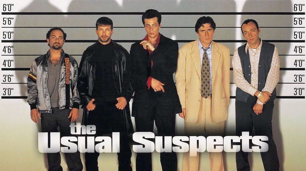 The Usual Suspects Backgrounds on Wallpapers Vista