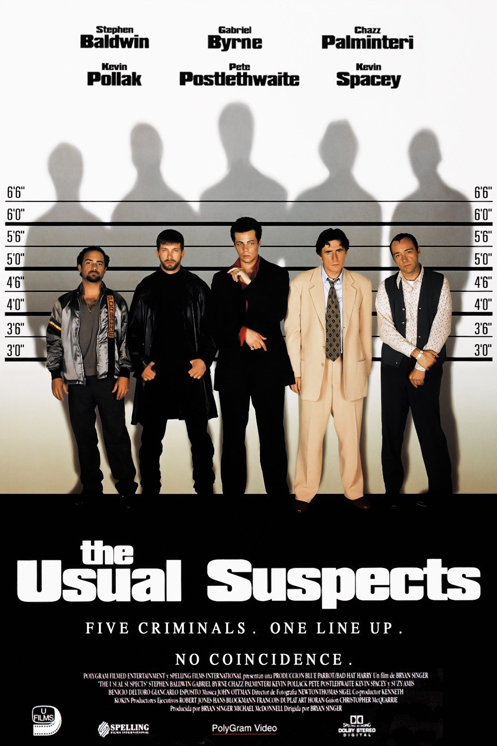Nice wallpapers The Usual Suspects 1000x1500px