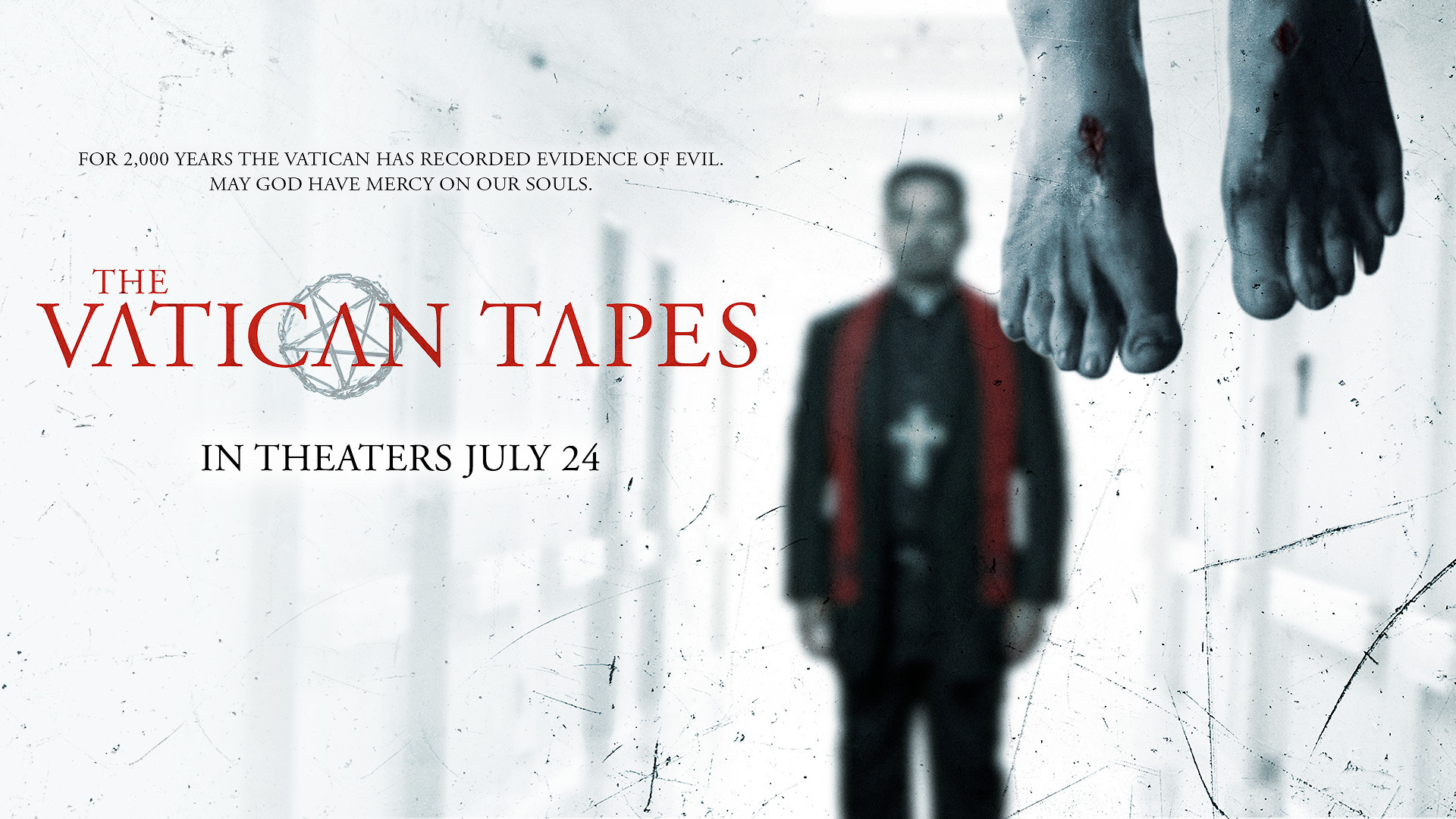 Nice wallpapers The Vatican Tapes 1920x1080px